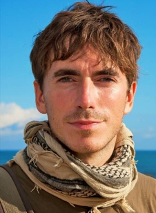 Simon Reeve - Broadcaster