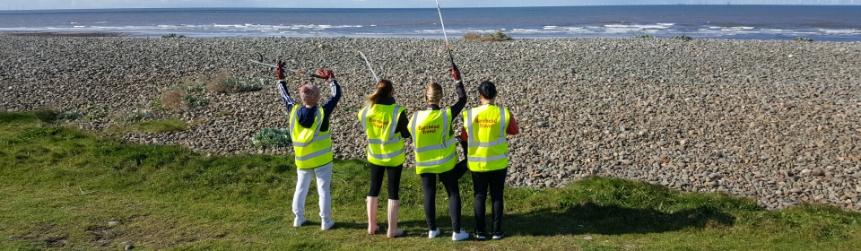Barrhead Travel Beach Cleans